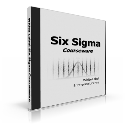 Six Simga Training - Whitel Label Courseware