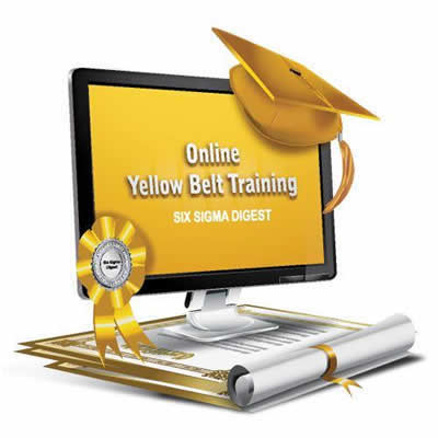 Six Sigma Certification Black Belt Training Green Belt Training Yellow ...